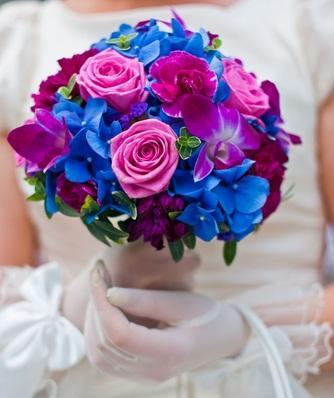 Букет невесты 2013 года