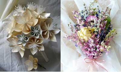 Букеты невесты в 2013 году