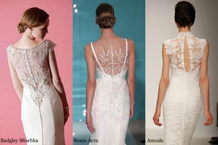 Свадебные платья 2013 года