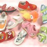 Cамые стильные детские сандалии 2013 года — модный обзор