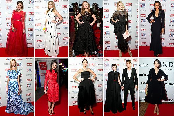 Самые модные звезды российского шоу-бизнеса 2013