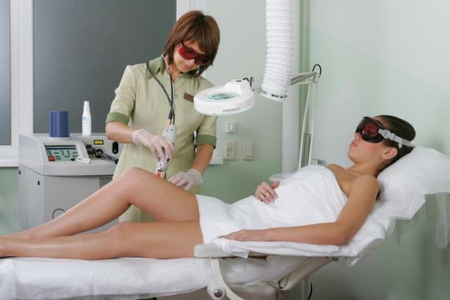 лечение вросших волос в зоне бикини