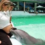 Развлечения для беременных осенью