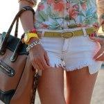 Самые модные шорты и юбки 2013 года