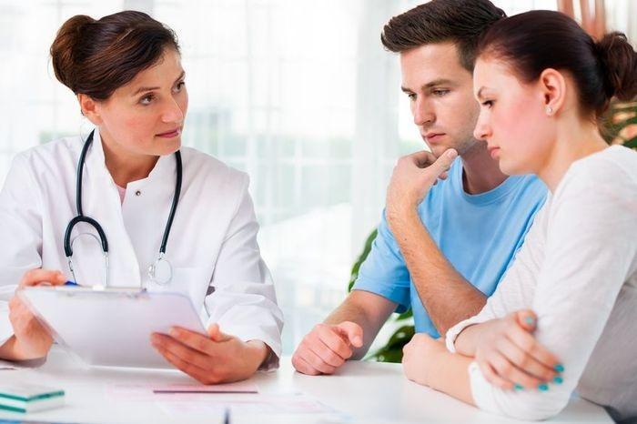 Диагностика и лечение женского бесплодия