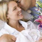 Встречаем жену из родильного дома — список дел для мужчины