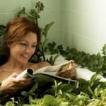 Омолаживающая травяная ванна