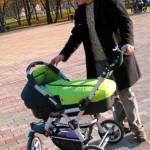 Список дел для будущего папы - выбираем коляску