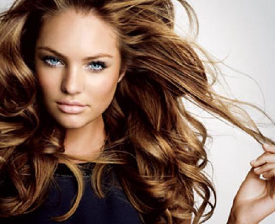 Модные волосы 2013 - цвет волос шоколад