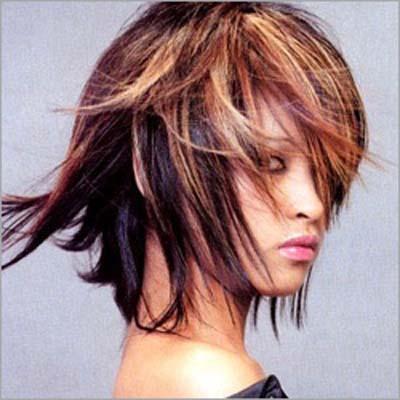 Модные волосы 2013 - модное колорирование