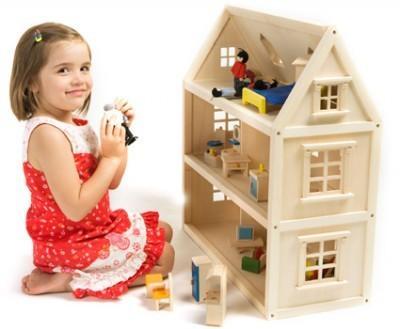 Деревянные игрушки для малышей своими руками
