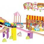 Поезд РИХАРД от Woody