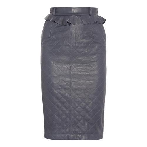 Стёганые юбки 2013 фото