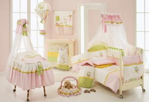 Какое постельное белье купить новорожденному ребенку