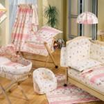Как правильно выбрать комплект постельного белья для новорожденного