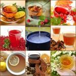 Компот, чай, морс в правильном питании