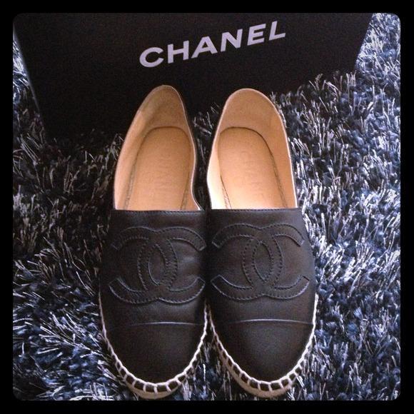 Модные туфли без каблука на лето-осень 2013 - Эспадрильи