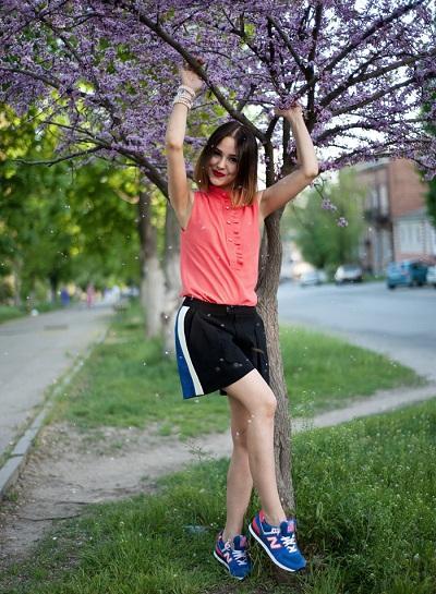 Модные туфли без каблука на лето-осень  2013 - Кроссовки