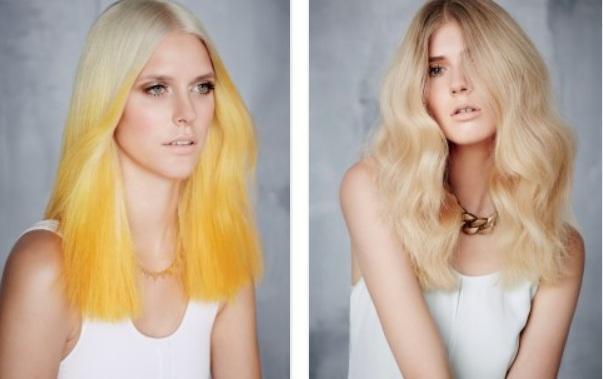 Модный цвет волос осенью 2013 зимой 2014