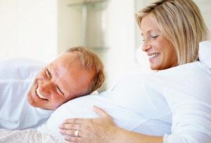 Поздняя беременность и роды