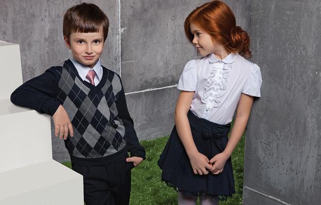 Новенькая школьная форма 2013-2014 – престижные коллекции для школьников