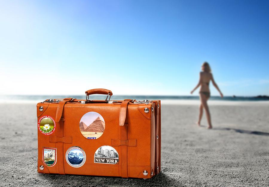 Список вещей в отпуск