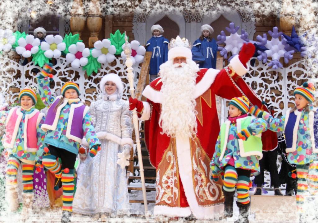 Как попасть к Деду Морозу в Великий Устюг