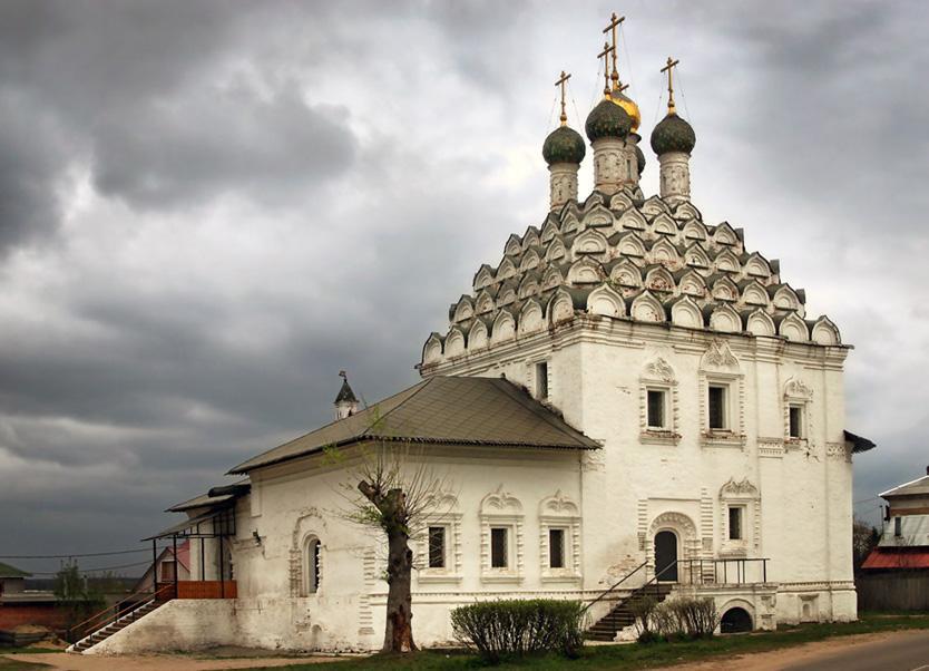 Экскурсии Тайны Москвы