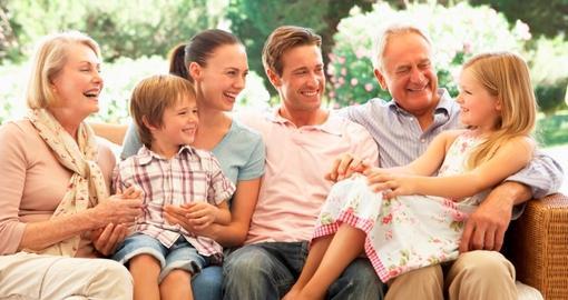 Игры и конкурсы в кругу семьи