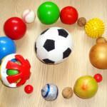 Маленькие и большие мячи для детей – какие мячи необходимо покупать ребенку?
