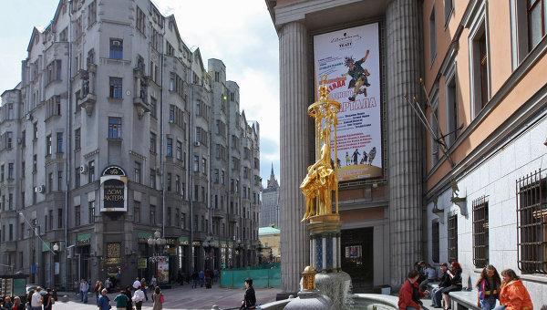 Самостоятельная экскурсия по москве
