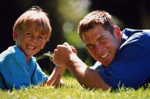 Развод права отца на детей