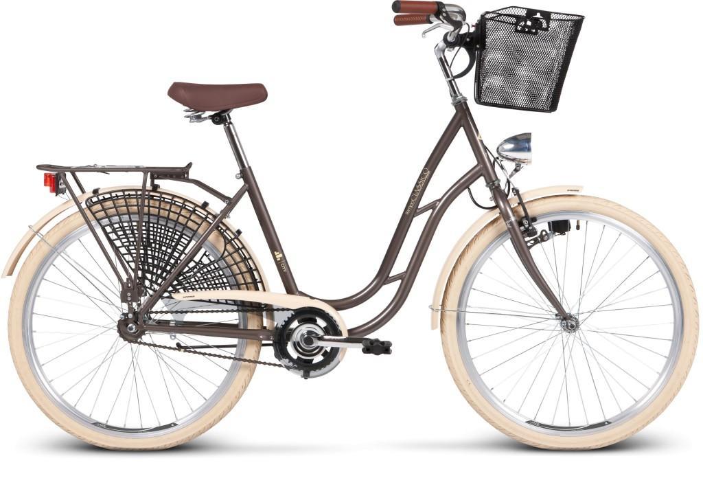 Женский городской велосипед