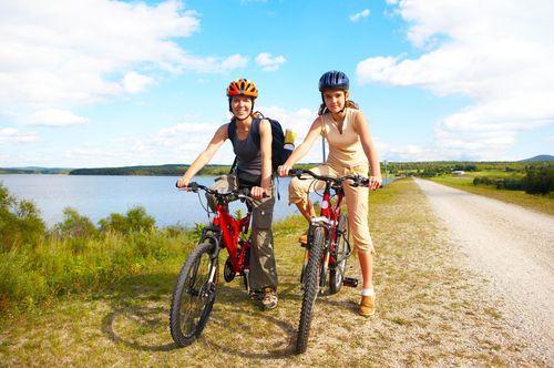 Туринговый велосипед для женщин