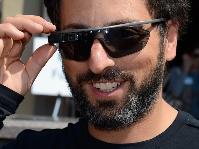 Очки дополненной реальности google glass
