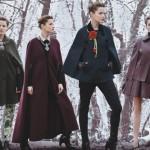 Встречайте – модный кейп 2013, пальто и накидка в одном флаконе