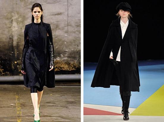 Модный кейп 2013