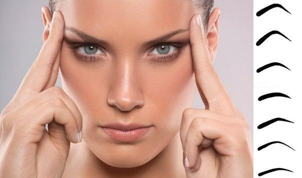 Как сделать брови самостоятельно: коррекция бровей в домашних условиях