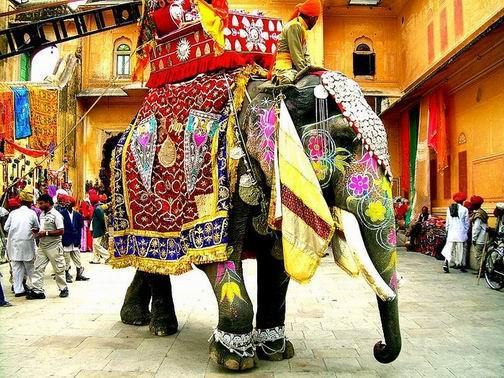 Новый год в центральной и южной Индии