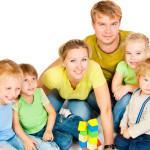 Какие льготы многодетным семьям положены в России в 2013 году?