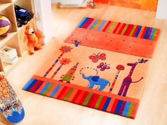 Виды покрытия на пол в детскую комнату – ламинат
