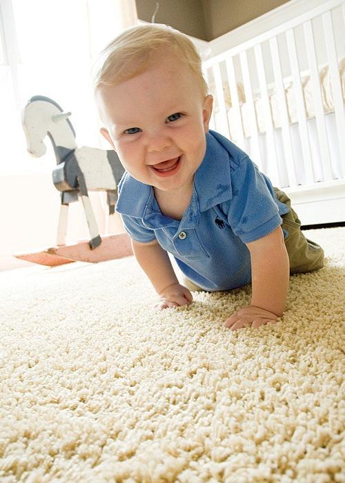 Виды покрытия на пол в детскую комнату – ковролин