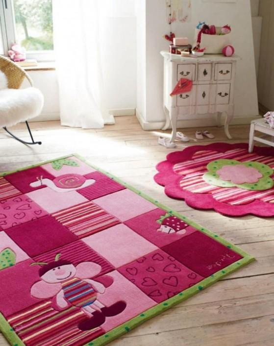 Виды покрытия на пол в детскую комнату – массивная доска