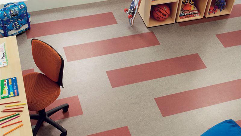 Виды покрытия на пол в детскую комнату