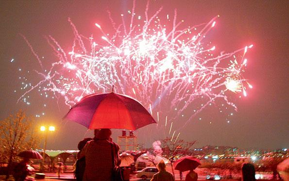 Отдых в ноябре - праздники и фестивали