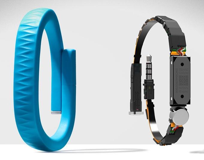Электронный браслет Jawbone Up 2.0