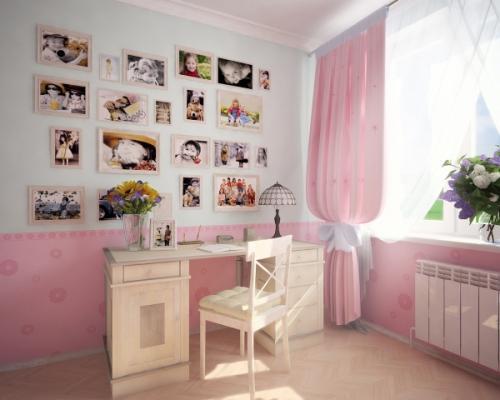Лучшие идеи украшения детской комнаты своими руками