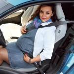 Автомобильный ремень для беременных