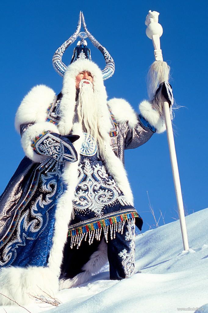 Братья Деда Мороза в разных странах