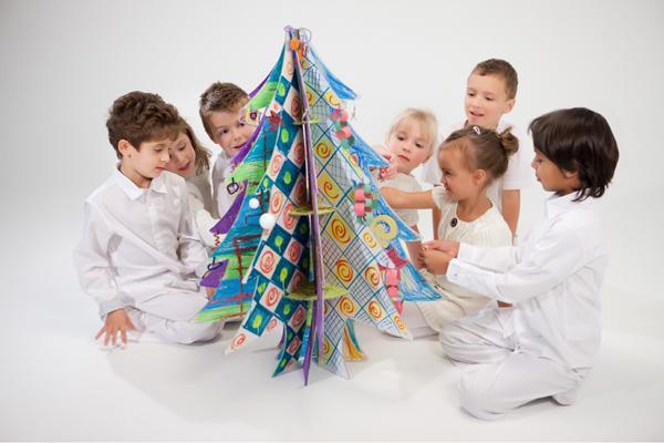 Сделать игрушку к новому году своими руками